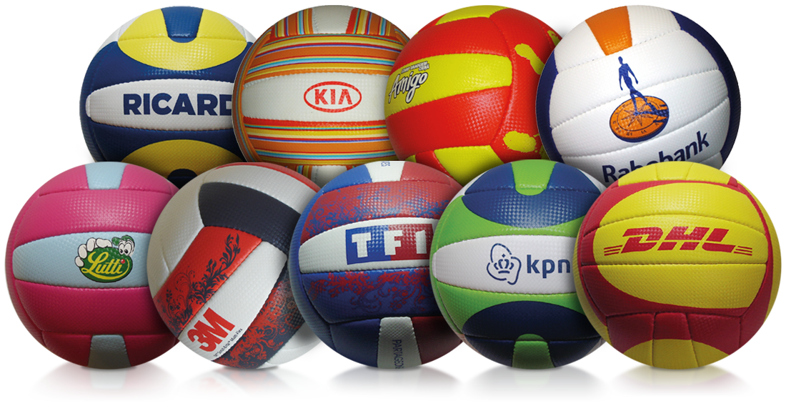 Business balls - Volleyballs