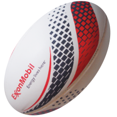 ExxonMobile Rugbyball