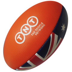 TNT Rugbyball