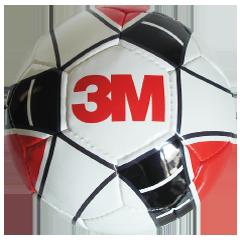 3M Soccerball