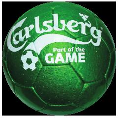 Carlsberg Soccerball