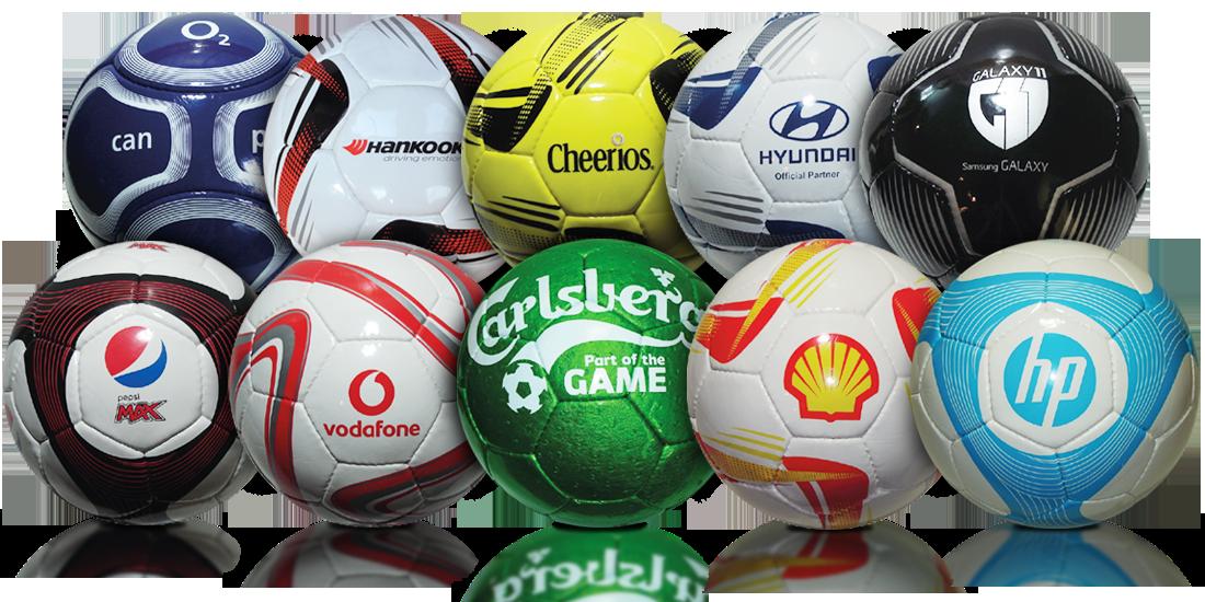 Business balls - soccerballs